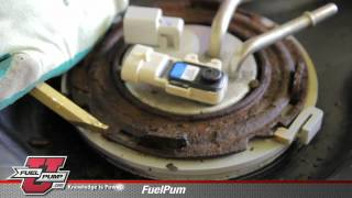 How To Install A Fuel Pump E3559M In A 2002 2004 GMC