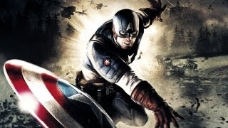 Captain America: Super Soldier Unlockable Outfits