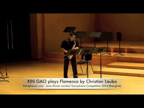 XIN GAO plays Flamenco by Christian Lauba