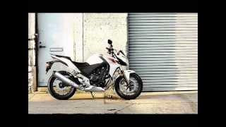 HONDA CB 500 F 2014