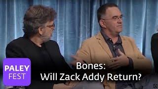 Bones Will Zack Addy Ever Return?