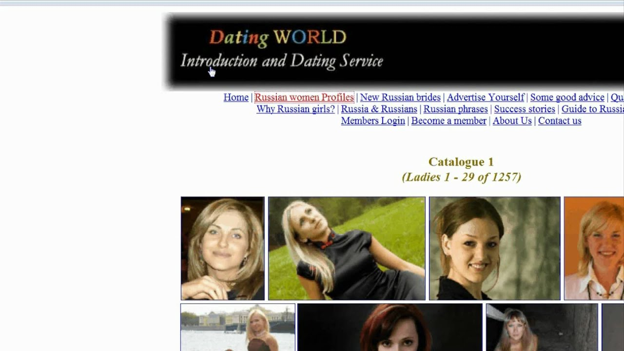 Anastasia dating site