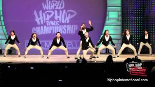 iDK (USA) at HHI's 2011 World Championship Finals - Varsity Bronze Medalist