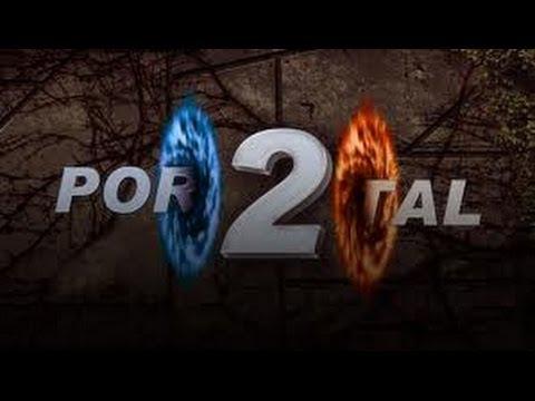 "Pazaiskime Portal 2  1 dalis""sudauze mano namini traktoriu"""