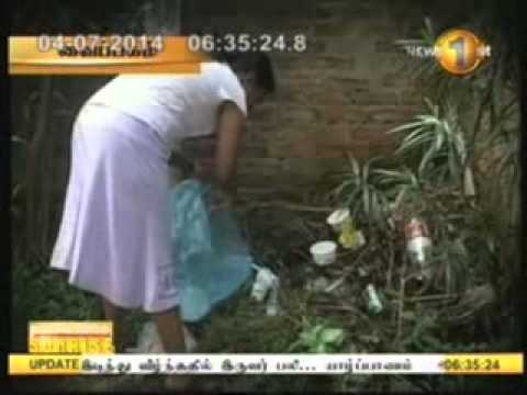 Newsfirst Prime time Sunrise Shakthi TV 6 30AM 04th July 2014