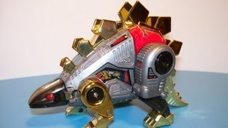 G1 TRANSFORMERS DINOBOT SNARL ACTION FIGURE TOY REVIEW