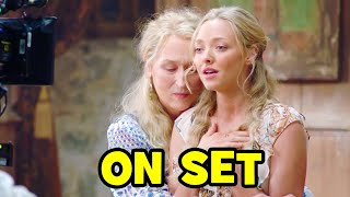 MAMMA MIA! 2 Here We Go Again Songs + BEHIND THE SCENES Bloopers & B-Roll
