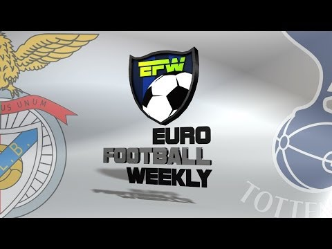 Benfica vs Tottenham 20.03.14 | Europa League Update 2014