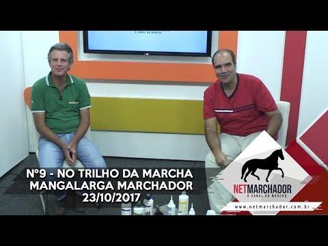 #9 - NO TRILHO DA MARCHA - NET MARCHADOR - MANGALARGA MARCHADOR 23/10/2017 HD