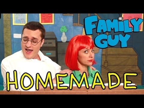 Family Guy Live Action Intro Homemade