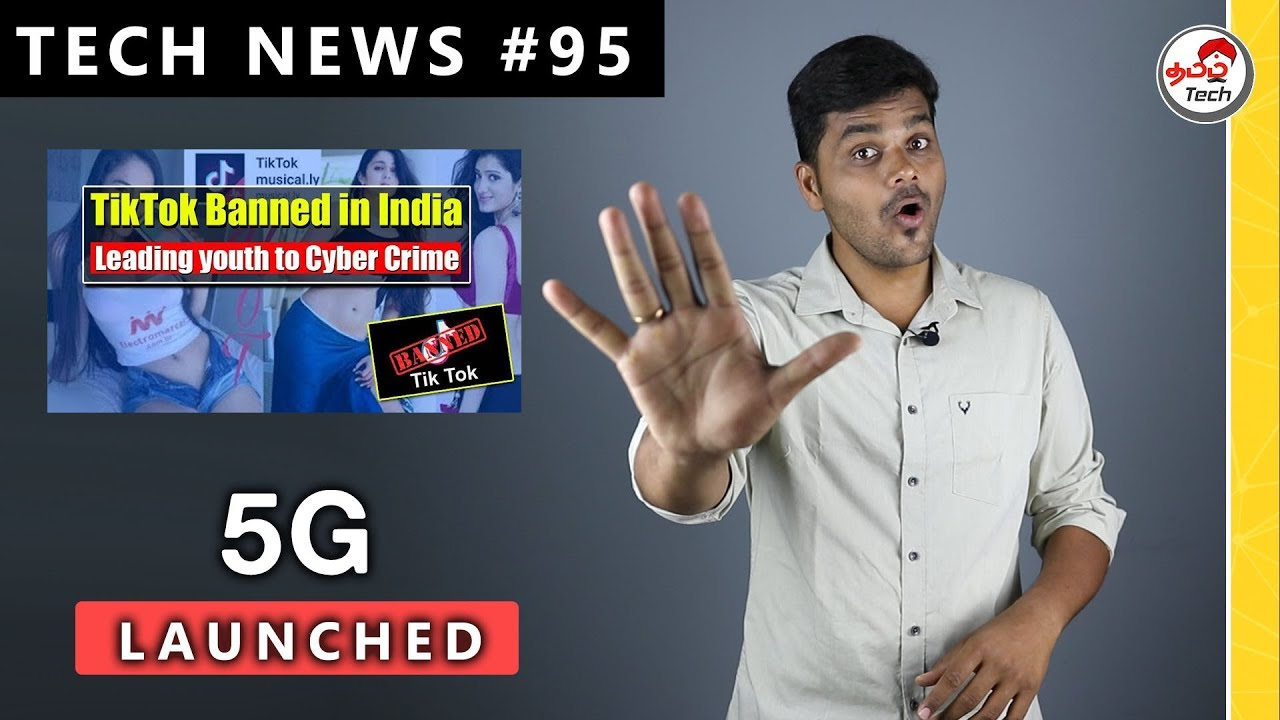 Prime #95 : Tik Tok Banned , 5G launched , Realme 3 Pro SD 710 , Free Internet