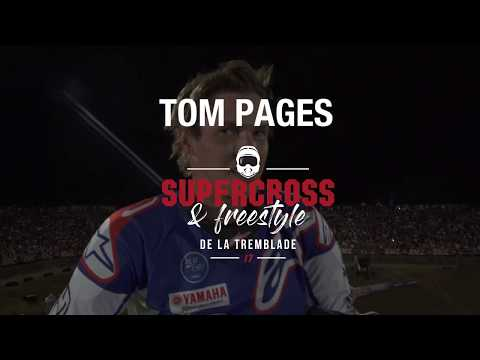 Tom Pagès - 30ème Supercross de La Tremblade