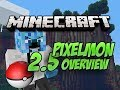 Pixelmon 2.5 Overview - Minecraft Mod Spotlight