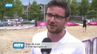 Beach Event van de Springveren - 806 2016