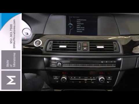 2011 BMW 5 Series Minnetonka Minneapolis, MN #33748A