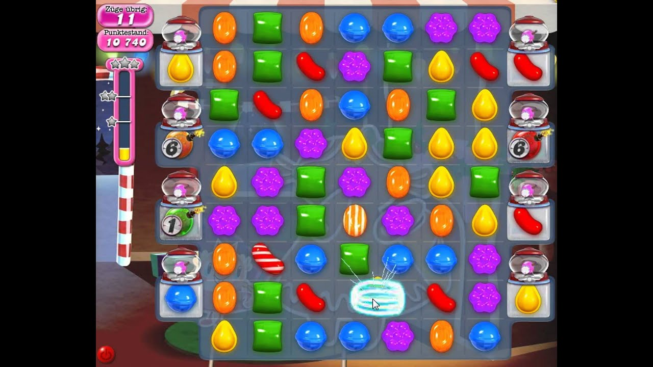 How To Win Candy Crush Level 265