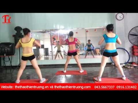 Hướng dẫn tập thể dục thẩm mỹ tại nhà