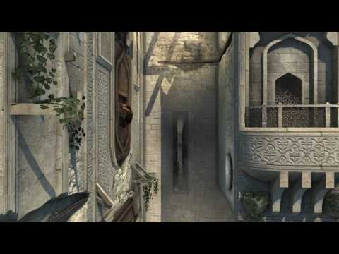 Lets Play : Prince of Persia Forgotten Sands Walkthrough Part 17 HD - The Terrace 2