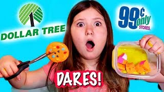 I CUT MY FIRST SQUISHY! AND SQUISHY & SLIME SHOPPING AT DOLLAR TREE & 99CENT STORES!!!!