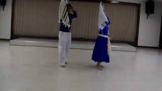 MESSIANIC JEWISH DANCE-,DANZA JUDIO-MESIANICA