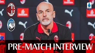 #MilanAtalanta | Pre-match press conference