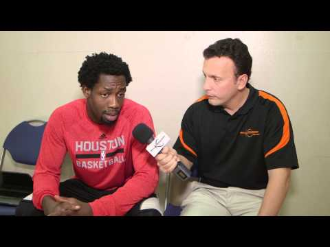 Rockets Guard Patrick Beverley On How He Plays Defense