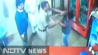 Cop Slaps Dhaba Owner For 'Asking Him To Pay', Video Goes ..