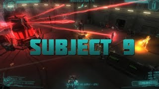 Subject 9 - First Look