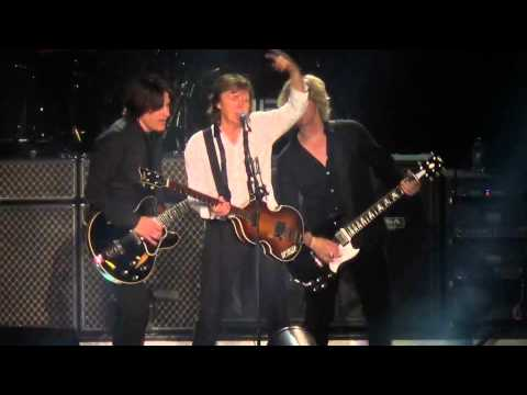Paul McCartney - Helter Skelter (DVD/BR Out There! Tour / Movistar Arena 22.04.2014)