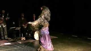 Wookiee Bellydance + Klingon Band