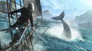 Assassin's Creed 4 Black Flag Trailer - Reveal and Gameplay (AC4 World Premiere Official)