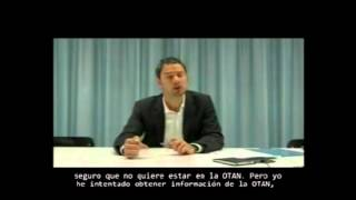 Gladio NATO Secret Armys Daniele Ganser Interview ENG Spain Sub 2010
