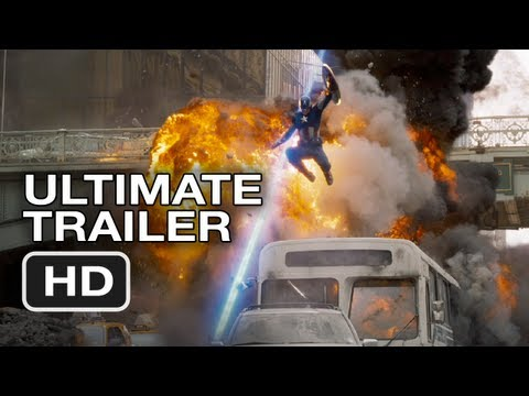 The Avengers Ultimate Heroes Trailer (2012) - HD Marvel Movie -8SnQ3rgeqQk