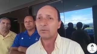 Após o Encontro em Quatis Presidente Juarez Marçal Filho entrevista Prefeito da Cidade