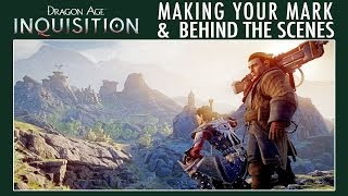 Dragon Age Inquisition: Making Your Mark & Behind the Scenes (Pax Prime)