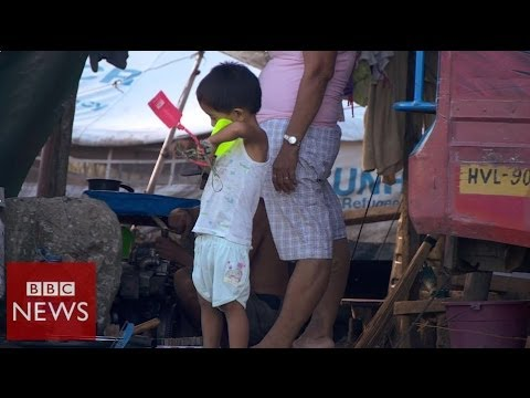 Tacloban: 6 months after Typhoon Haiyan - BBC News