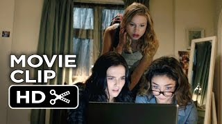 Vampire Academy Movie CLIP Naked (2014) Zoey Deutch