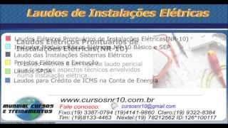 Laudos de Instala��es El�tricas   - youtube