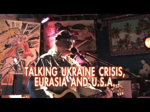 Talking Ukraine Crisis, Eurasia and U.S.A