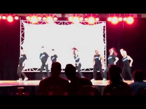 Simrin Player and friends at Adrenaline Dance Convention - Apr 2013