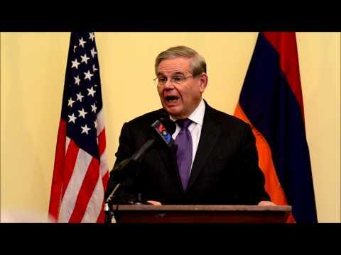 Senator Robert Menendez (D-NJ):