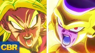 These Are All The Villains We'll See In Dragon Ball Super Broly