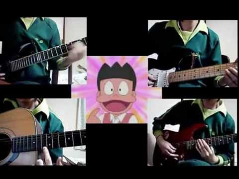 Suneo's Bragging Theme Song Remixes