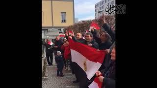 """""""تحيا مصر"""" و""""تسلم الأيادي"""" هتافات أبناء"""