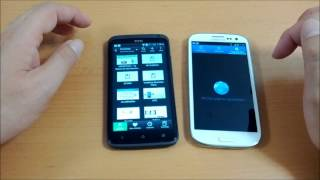 Comparativa HTC One X Vs Samsung Galaxy S 3
