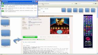 Download Free IronMan In Hindi-English Dual Audio In Blue Ray Rip view on youtube.com tube online.