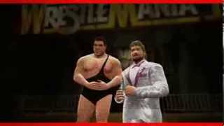 Ted DiBiase WWE 2K14 Entrance And Finisher (Official