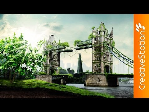 19-Ruined Tower Bridge