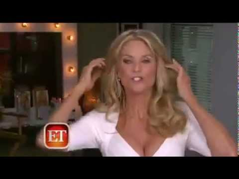 Christie Brinkley Hair Extensions
