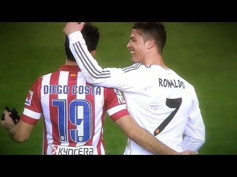 Real Madrid vs Atlético Madrid 2014 - Champions League Final 24.05.2014 Promo HD